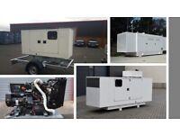 New Diesel Generator