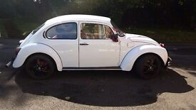 1973 VW Beetle Fully refurbed
