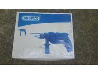 Brand New Draper 500W Hammer Drill
