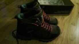 Karrimor Walking Boots Size 4