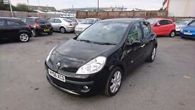 56 Renault Clio 3 1.6 AUTOMATIC, very rare only 38,000 miles from new, 5 door, outstanding condition