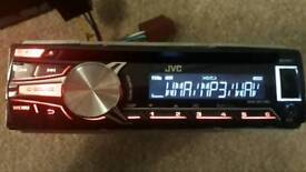 JVC KD-R451 USB MP3 & Infinity Speakers