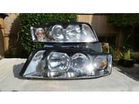 Audi A4 2001 - 2004 headlights (pair)