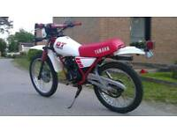 WANTED Yamaha DT 50cc