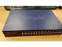 Tenda TEG1024D Gigabit switch 24 port