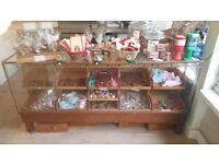 Habadashery Counter (25 drawers)