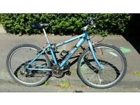 Edinburgh Cadence Ladies Hybrid Bicycle For Sale in Good Riding Order
