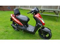 Kymco Agility 50cc. Runs but needs work. Please read notes. Can deliver