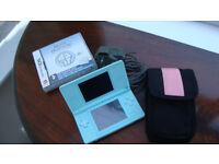 Turquoise Nintendo DS