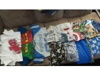 Boys clothes age 7-11