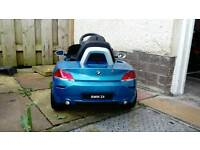 Kids electric ride on BMW