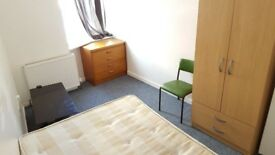 A good size single room to rent in Luton