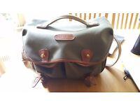 Billingham Hadley Pro Camera Bag Sage Fibrenyte/Tan