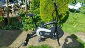 Charles Bentley stationery bike fitness machine