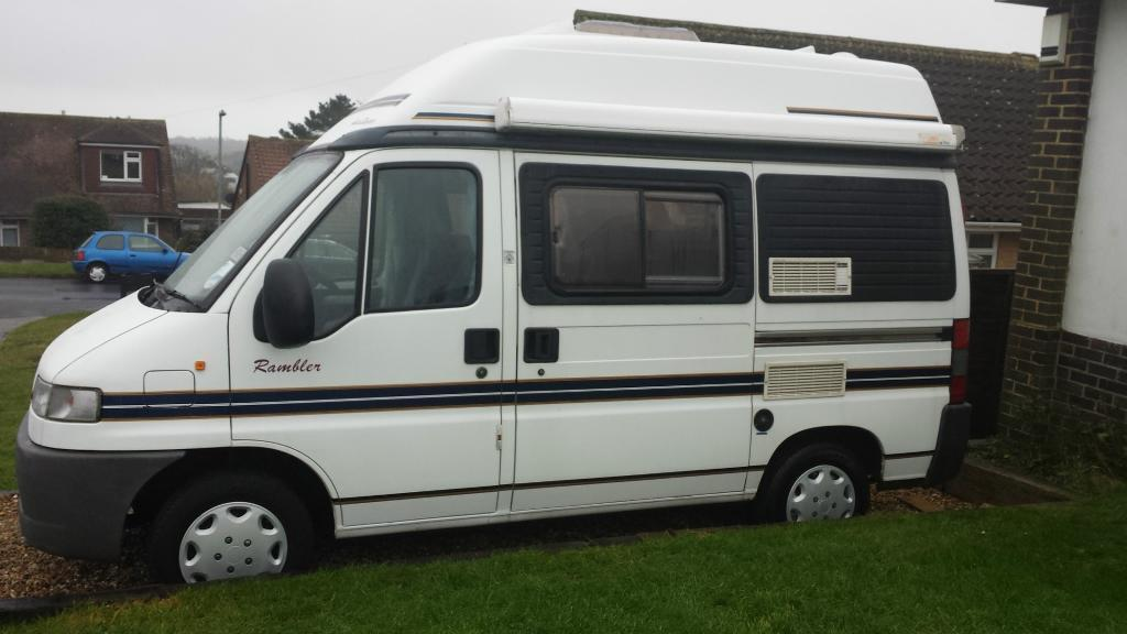 Simple AutoSleeper Malvern 4 Berth Automatic Motorhome