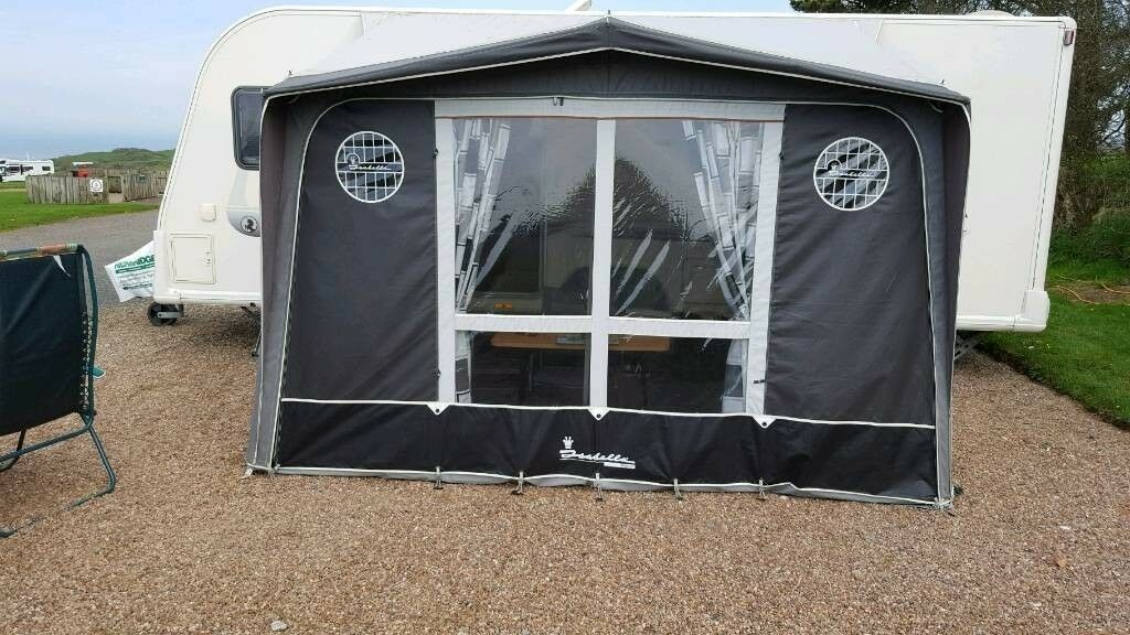 Isabella Magnum porch awning, coal, used. | in Lancaster ...