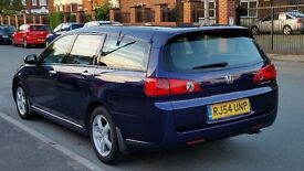 Honda Accord Sport Diesel Estate, Part leather, excellent condition FSH