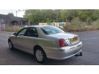 Rover 75 2003 . Saloon . Full mot petrol