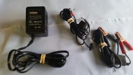 Motorcycle charger (optimiser)