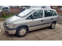 2004 Vauxhall Zafira 1.6 Petrol BRILLIANT VALUE FAMILY CAR!!