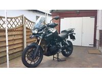 Triumph Tiger 1200 Explorer - panniers, heated grips fog lights