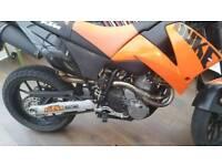 KTM DUKE II 2005