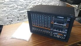 YAMAHA EMX 860ST Powered Mixer