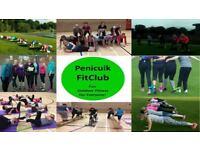 Penicuik FitClub - fun indoor and outdoor fitness