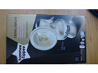 Tomme tippee NEW manual breast pump