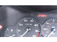 Peugot 2006 ... in good condition , clutch pedal needs attention.Low mileage