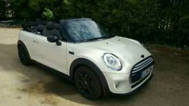 Mini cooper convertible 2016 fully loaded