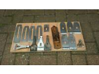 Hand Plane Parts for spares or restoration project