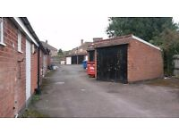 Garage/storage to let