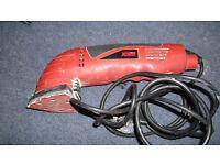 EXTREME 230 volt 180 watt corner sander