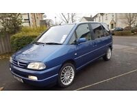 IMMACULATE 7 SEATER WITH 12 MONTHS MOT ONLY 84K MILES £1495