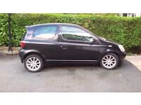 Toyota yaris sr 1.3 long mot not used due to new car good cond alloys great reliable car be quick