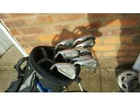 ping left handed golf irons