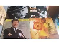 40 33rpm vinyl records 60s 70s