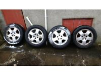 Honda CRV alloys *£40 no offers* cheaper than tyre