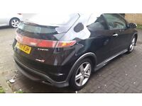 Honda Civic Gt Type S Automatic New Shape Fully Loaded Eco Plus Powerful