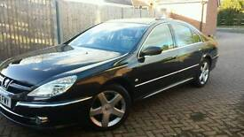 Peugeot 607 HDI remapped 170bhp auto facelift + towbar. SELL SWAP 407 Cupe NOT A6 5 Series Signum