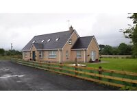 6 Bedroomed detached chalet bungalow