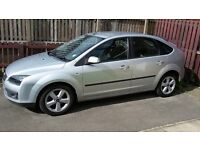 Ford Focus 07 plate