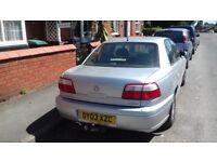 Vauxhall omega cdx 2.2 auto