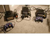 3x nintendo gamecube consoles £30 each posted plus fees. £25 collected