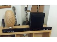 Lg sound bar   Home Cinema for Sale - Gumtree