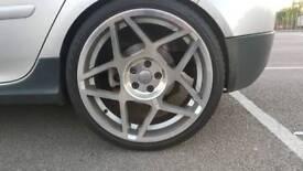 3sdm 0.08 alloy wheels