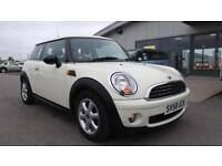 MINI HATCH ONE 1.4 ONE 3d 94 BHP * QUALITY & BEST VALUE ASSURED * (white) 2008