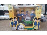 The Beatles McFarlane figures