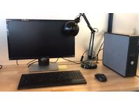 3x All in 1 - Dell Optiplex 780 (with monitors, keyboards and mouse) £100 each